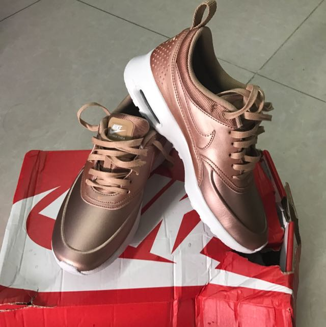 Nike Air Max Thea Collection Se Rose Gold