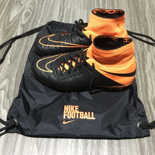 code promo 8ed4a b8bc7 Nike Hypervenom Phantom 2 Leather FG Football Boots, Sports ...