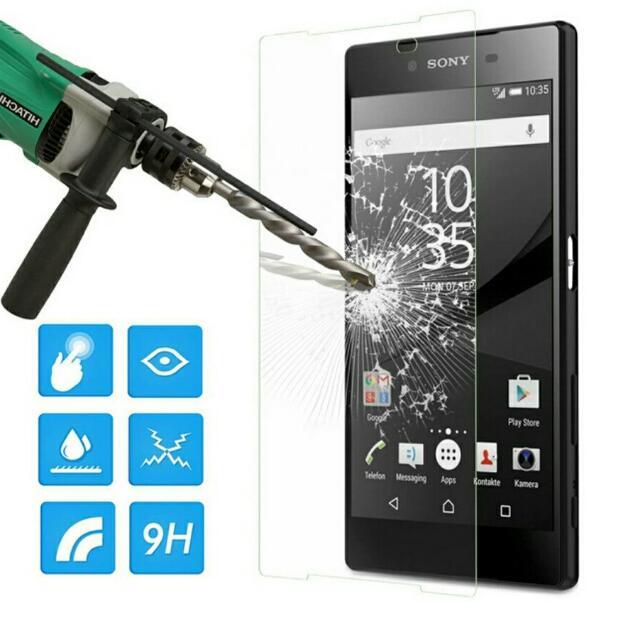 [PO] Glass Screen Protector Film for Sony Xperia Z5 Series