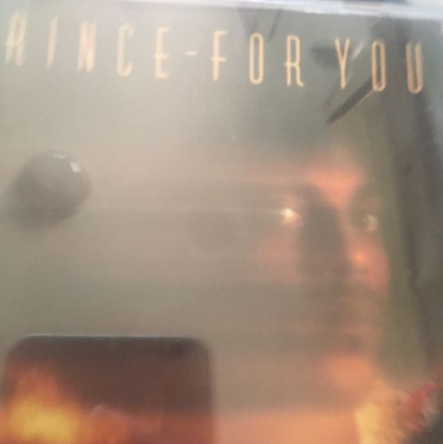 Prince For You Cd 1978 Rare Funk