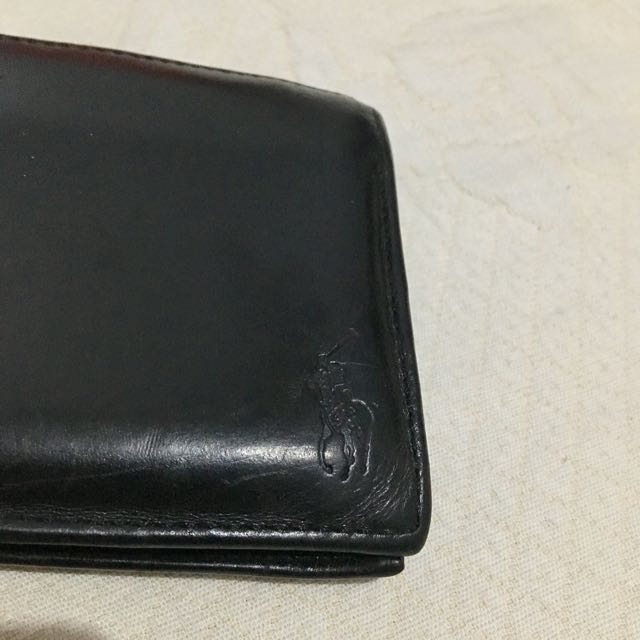Repriced: Ralph Lauren Leather Wallet