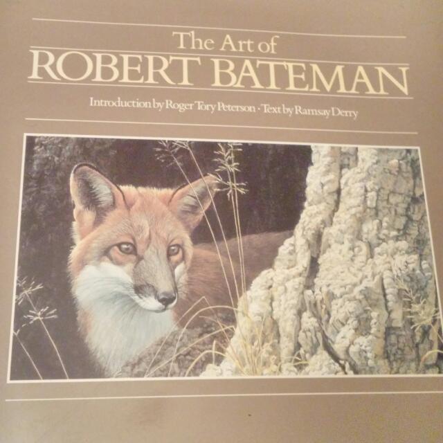 Signed Robert Batsman Hardcover
