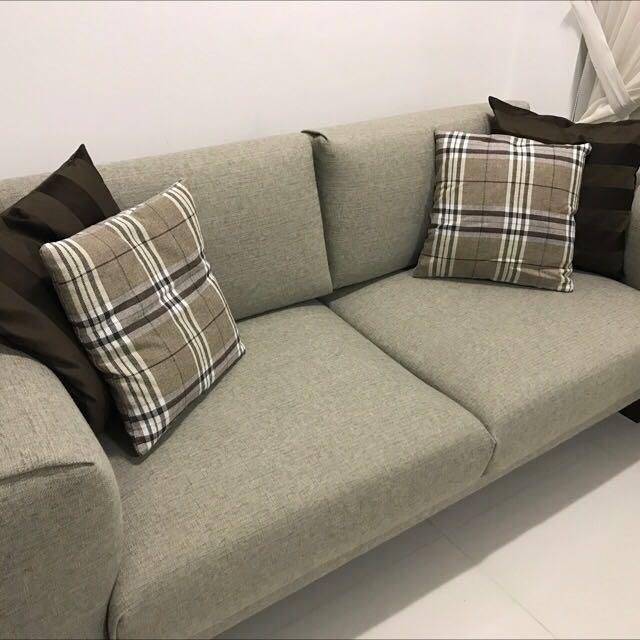 Sofa /move Out Sale