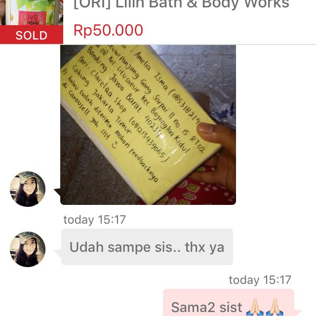 Testi Lagi! We are Trusted!