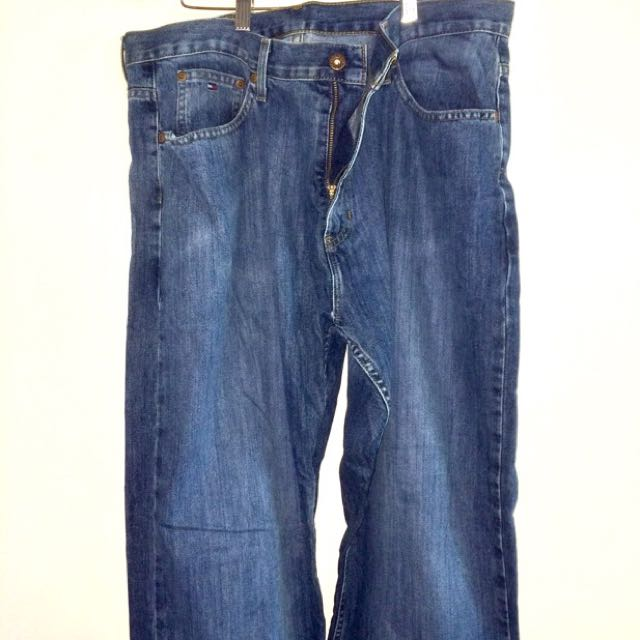 Tommy Hilfiger Men's Jeans 36W/34L