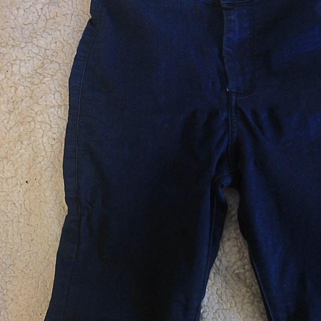 Topshop Petite Moto Joni Jeans