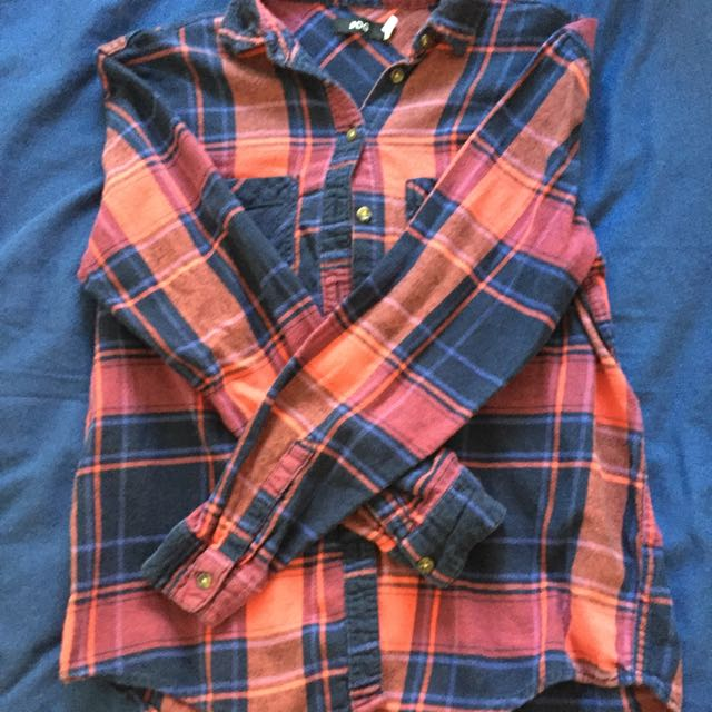 Urban outfitters (BDG) Plaids