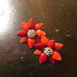 FREE Vintage Clip On Earring