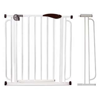 Premium Safety Gate for Children And Extension Gate