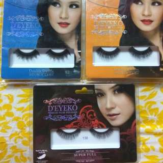 D'EYEKO Premium False Eyelashes