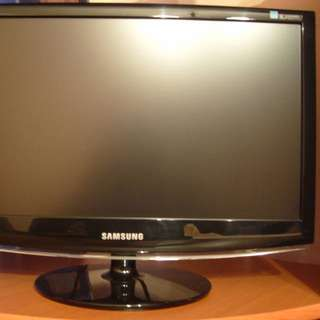 Samsung 20 inch LCD Monitor Syncmaster 2033