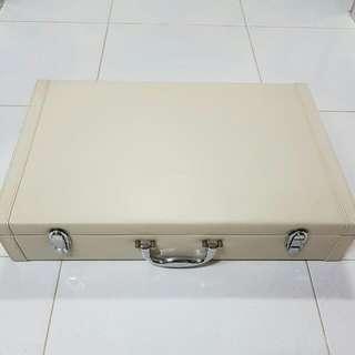 Vintage Retro Briefcase Box