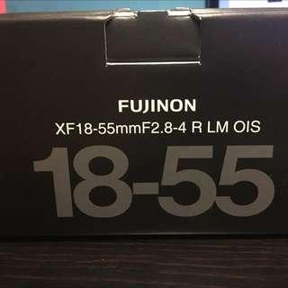 Fuji Xf 18-55 1855 鏡頭 99.9%行貨