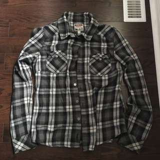 TNA Plaid Flannel