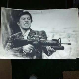 Scarface Artwork
