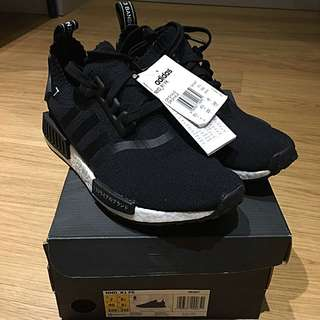 Adidas NMD R1 Prime Knit Japan Black