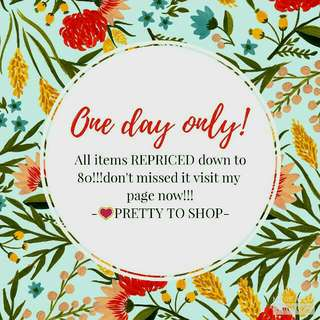 HURRY!!!👌