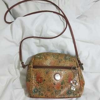 Vintage Bettina Crossbody Bag