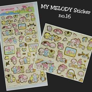 Melody Sticker