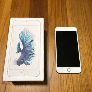 MINT - iPhone 6S Plus 64GB Silver