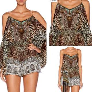 Camilla Franks Roar Of The Court Playsuit