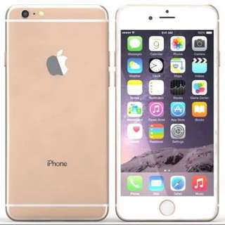 iPhone 6 - Gold 16gb
