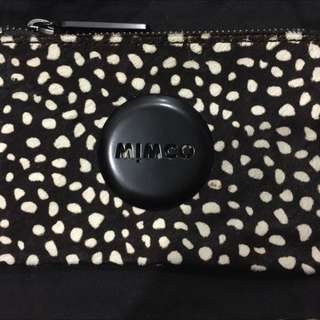 Brand new Mimco Leather Zip Pouch $RRP 70