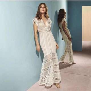 Sheike Horizons Maxi dress Size 10