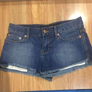 Lee Rider Shorts Size 8