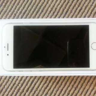 Apple Iphone 6 Silver 16GB