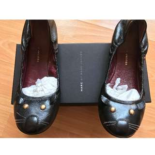 Marc Jacobs Mouse Flats Size 39 (fit size 8)