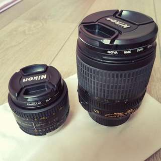 Nikon LENs 18 - 105mm  Still avail