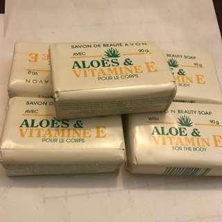 Avon Beauty Soap