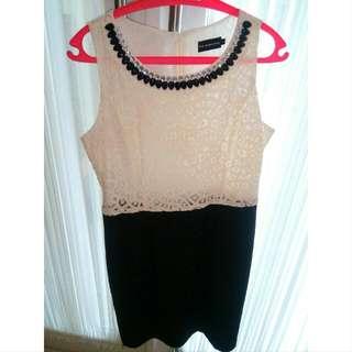 Lace Dress // Dress Putih