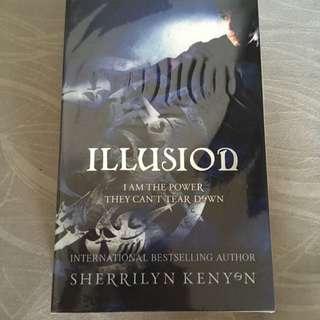 Sherrilyn Kenyon - Illusion