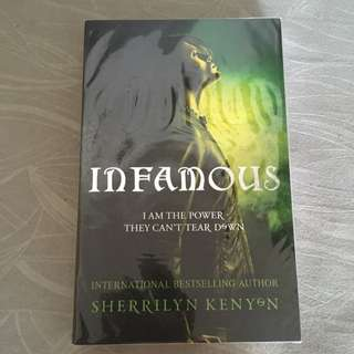 Sherrilyn Kenyon - Infamous