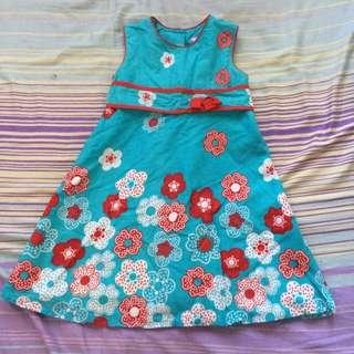 Dress 3-4y/o