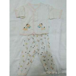 Giraffe Pajama For Baby