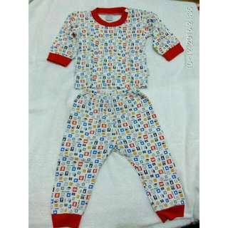 Long Sleeves Pajama Set *PRICE REDUCED