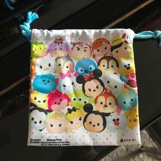 Tsum Tsum Pouch/bag/cosmetics Holder
