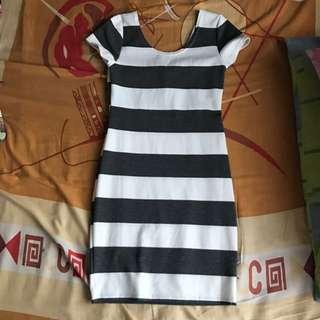 Body Stripes Dress