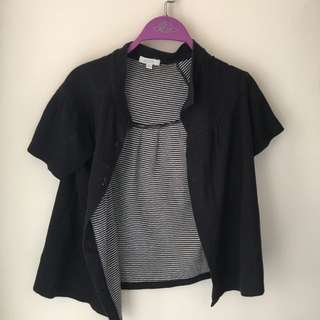Black Outer By Detail