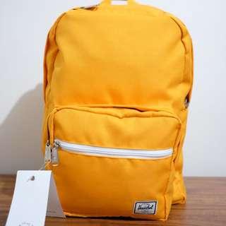 Yellow Herschel Pop Quiz Backpack