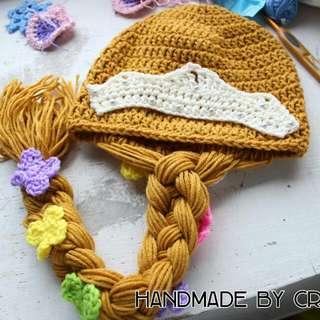 Rapunzel Bonnet