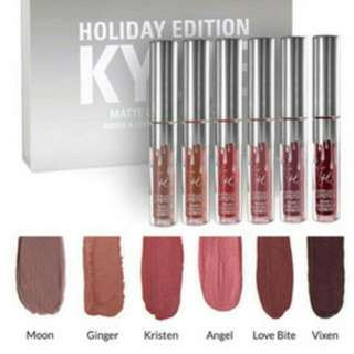 KYLIE LIPSTICK And LIPS GLOSS