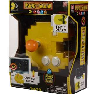 Pacman 35th Anniversary Connect And Play