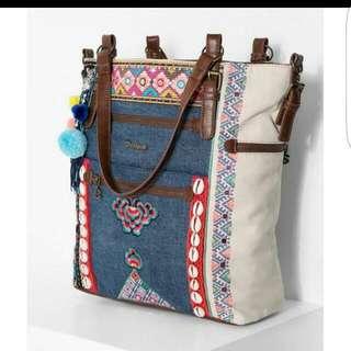 Desigual 2-way Bag
