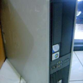komputer hp dc 7800 core 2 duo