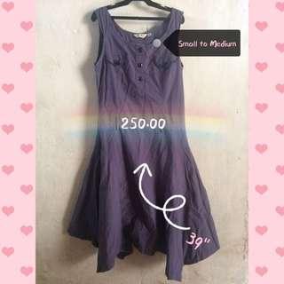 Vintage Jumper Dress