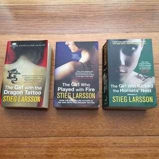 The Millennium Trilogy Set